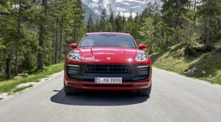Porsche nuova gamma Macan