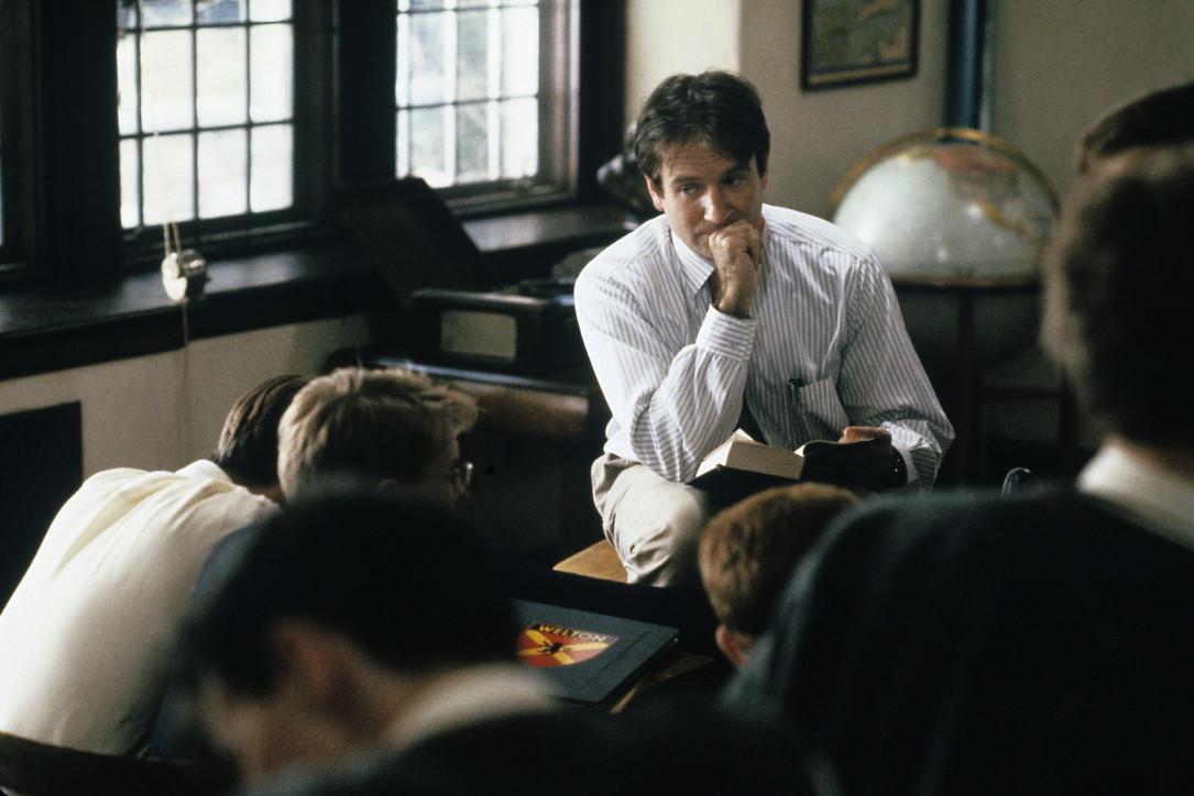 Robin Williams: le foto dei suoi ruoli iconici
