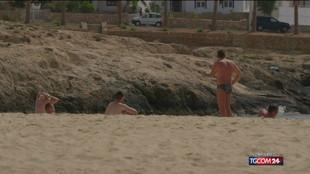 Covid, ecco il decalogo per andare in spiaggia