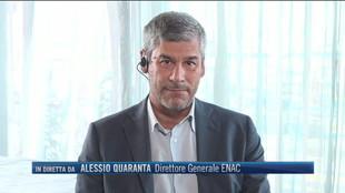 """Alessio Quaranta, Direttore Generale Enac: """"L'armonizzazione delle regole a livello europeo è più che necessaria"""""""