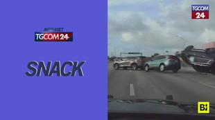 Rubano un Suv in Florida: l'inseguimento con la polizia finisce malissimo