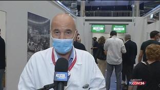 Milano, 13mila vaccini al Palazzo delle Scintille di Milano