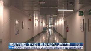 Breaking News delle 17.00 | Brusaferro: stress su ospedali limitato