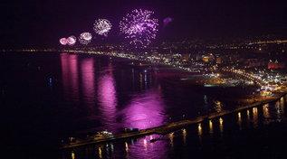 Pink Week: In Romagna la notte si tinge di rosa