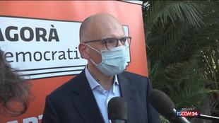 """Giustizia, Letta: """"Il governo non scricchiola, discussioni normali"""""""