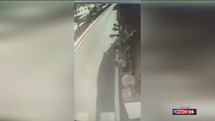 Incidente a Capri, ecco il video