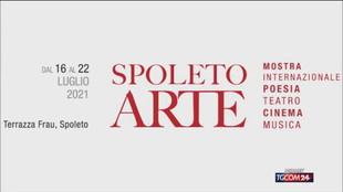 Spoleto Arte, mostra internazionale con Sgarbi e tanti ospiti illustri