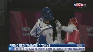Breaking News delle 16.00 | Primo oro italiano a Tokyo