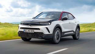 La prova di Opel Mokka 1.2 GS Line