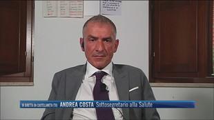 """Obbligo vaccinale per badanti, Andrea Costa (Sottosegretario Salute): """"Gli anziani vanno tutelati"""""""