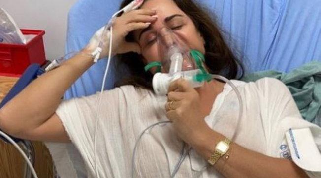 """Star di """"Real Housewivesof Beverly Hills"""" in ospedale: attaccata dalle api di un alveare"""