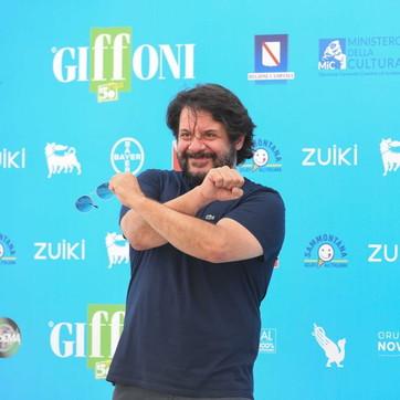 Lillo ospite del Giffoni Film Festival