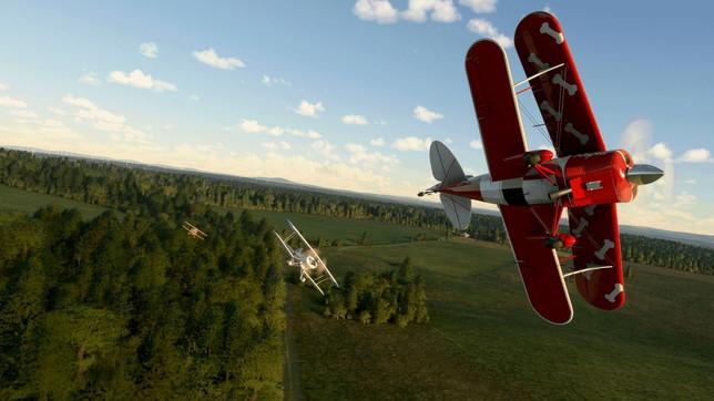 MicrosoftFlight Simulator, le immagini della versione Xbox Series X/S