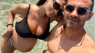 Primo Reggiani presto papà, la sua compagna sfoggia il pancione in bikini