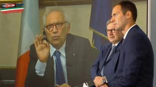"""Scuola, il ministro Bianchi a """"Tgcom24Tour"""": """"Rinnoviamo l'appello a vaccinarsi"""""""