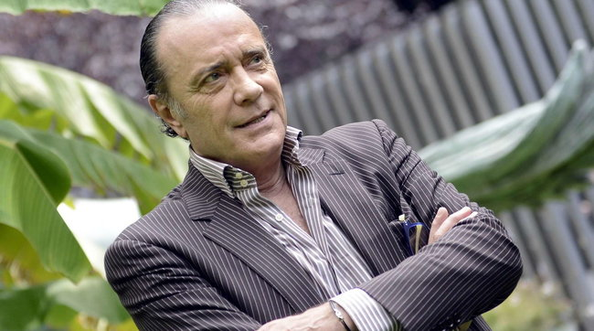 Addio a Gianni Nazzaro: si è spento a Roma a 72 anni