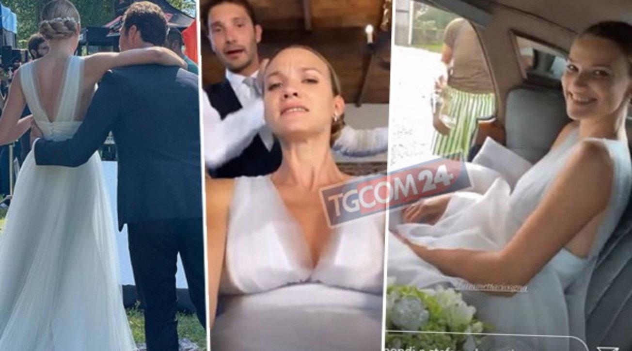 Stefano De Martino a nozze con Fiammetta Cicogna, l'imperdibile siparietto social