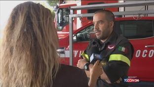 Roghi Sardegna, il prezioso lavoro dei vigili del fuoco