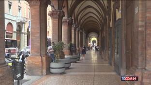 Portici di Bologna patrimonio Unesco