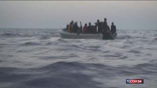 Nuovi sbarchi a Lampedusa