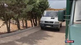 Roghi in Sardegna, scatta la gara di solidarietà