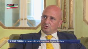 """Sicilia, l'assessore Turano a """"Tgcom24Tour"""": """"In termini di aiuti alle imprese, abbiamo saputo gestire bene emergenza e 'ripartenza'"""""""