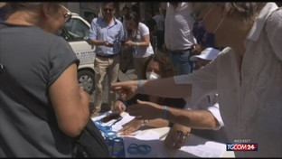 Referendum giustizia, firma anche Paolo Berlusconi