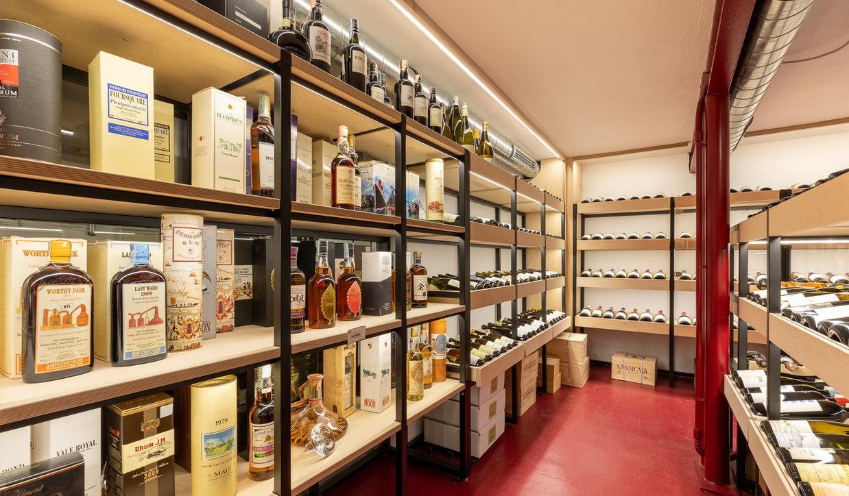 Milano Wine Vault