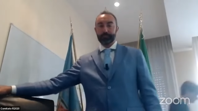 Barillari armato in consiglio regione Lazio per protestare contro i vaccini