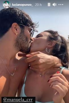 """Dopo """"Temptation Island"""" Manuela passa l'estate con il tentatore Luciano"""