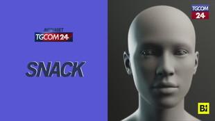 """Artista australiano crea il """"volto perfetto"""" in 3D: utilizzate le facce di 18 celebrità"""