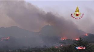 L'Italia brucia