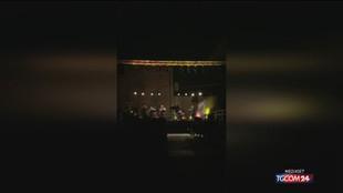 Gaetano Curreri si sente male sul palco di San Benedetto del Tronto