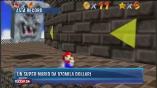 Un Super Mario da 870mila dollari
