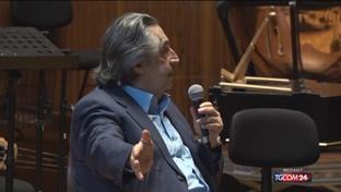 Riccardo Muti torna a Napoli