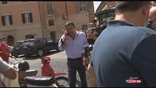 """Scontro Lega-Pd, Salvini: """"Conte sabotatore e Letta fa da palo"""""""