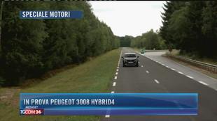 In prova Peugeot 3008 Hybrid4