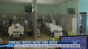 Breaking News delle 11.00 | Contagi: ipotesi micro zone rosse