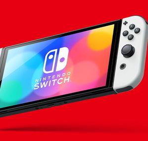 Nintendo Switch si rifà il trucco con il modello OLED: più grande, più brillante