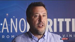 Salvini: altolà su nuovi sbarchi migranti