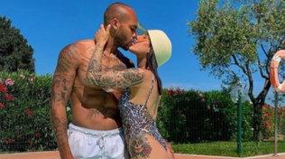 Uomini e passioni, Marcell Jacobs: ogni tatuaggio ha un significato