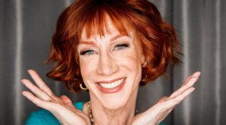 Kathy Griffin, comica senza peli sulla lingua