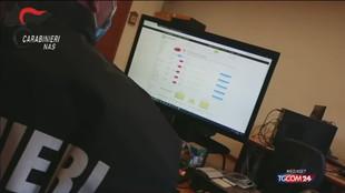 Vendevano farmaci anti-Covid sul web: siti oscurati