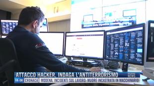 Breaking News delle 18.00 | Attacco hacker, indaga l'antiterrorismo