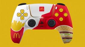 Videogiochi: McDonald's mette in palio dei controller DualSense personalizzati, Sony interrompe l'iniziativa