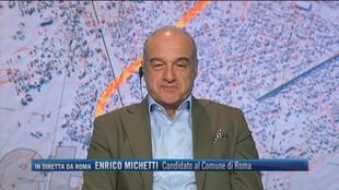 """Enrico Michetti, candidato Comune di Roma: """"Al centro dell'azione politica deve esserci il dialogo"""""""