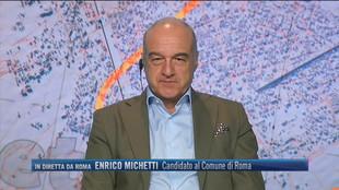 """Enrico Michetti, candidato Comune di Roma: """"I sampietrini sono una pavimentazione di pregio"""""""