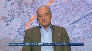 """Enrico Michetti, candidato Comune di Roma: """"Sono un tifoso della Lazio"""""""