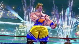 Street Fighter V, arriva Luke