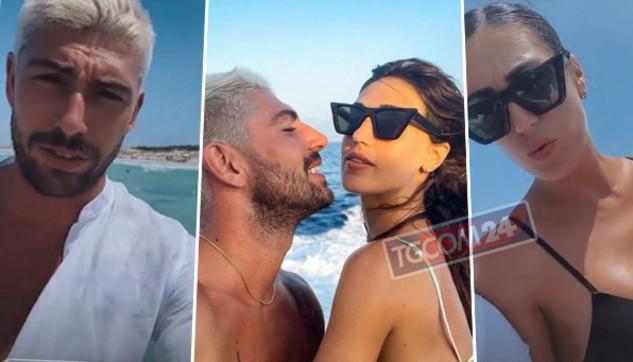 """Per Cecilia e Ignazio """"incidente"""" a Formentera: colpa del mare grosso"""